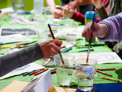 More Than Paint Night