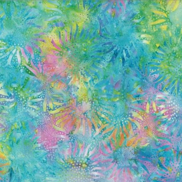Batik Multi Pastel
