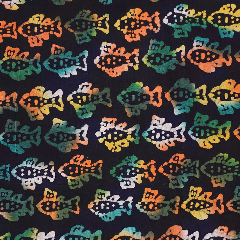 Batik Fish