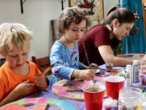 Workshops for Kids - Verity Blue Studio