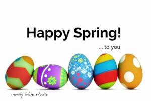 Happy Spring Gift Voucher